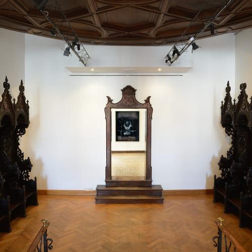 © Galleria d'Arte Maggiore G.A.M. | Antoni Clavé, Scoletta dell'Arte dei Tiraoro e Battioro, Venezia