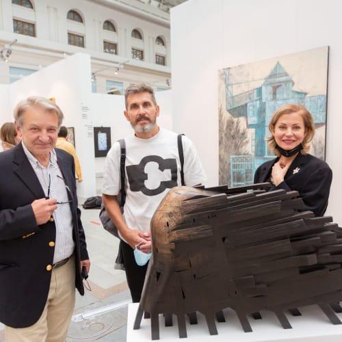 Валерий Пчелин, Сегей и Светлана Гридчины