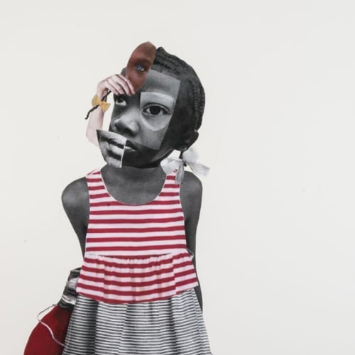 Deborah Roberts, Somebody's Champion, 2017