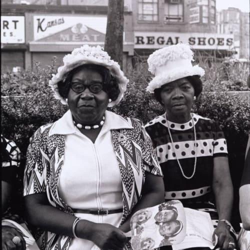 Ming Smith, Amen Corner Sisters, New York City, NY, 1976