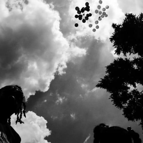 Carlos Javier Ortiz, Balloons, Englewood, Chicago, 2009