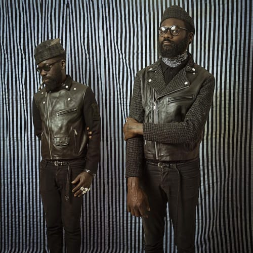 Omar Victor Diop, Art Comes First, 2016