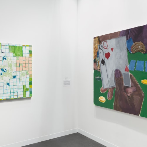Installation View, The Armory Show 2021, Booth 316