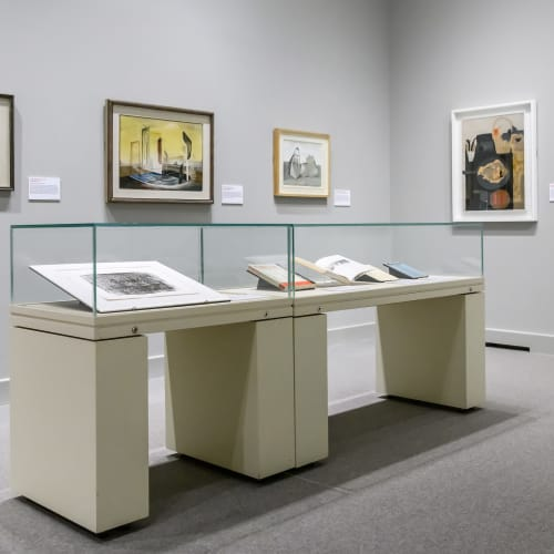 On loan: Highlights from Jerwood Collection Photo: Barber Institute of Fine Arts