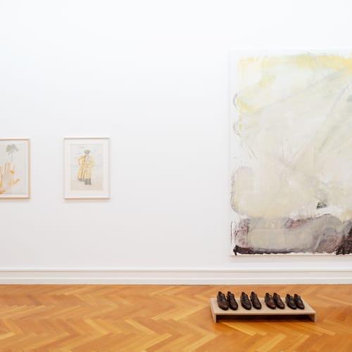 Installation View, No dandy No Fun, 2020, Kunsthalle Basel, Basel