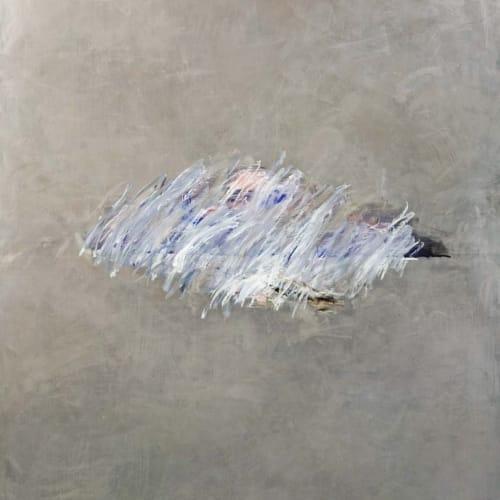 Иван Чуйков Серебряная зима из серии «Имитации», 1989