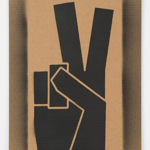 "Nathan Mabry, ""Untitled,"" (2020)."