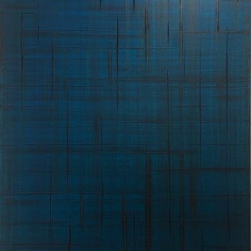 Kemal Seyhan - 'Untitled' - 2019 - Oil on canvas - 195 x 135 cm (detail)