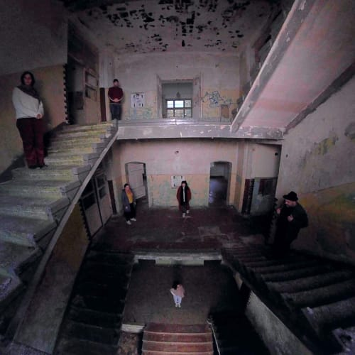 Raed Yassin, Humming in Abandoned Places, 2020