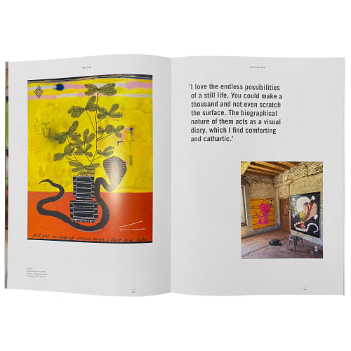 Jordy Kerwick feature in Amber Cresswell Bell's book, STILL LIFE