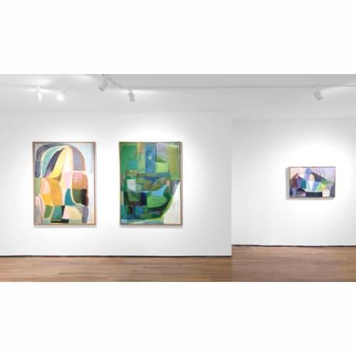 Terry Ekasala exhibition, The Hall Art Foundation, Vermont