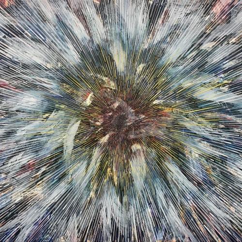 Open, 2019, oil on canvas, 198 x 305cm