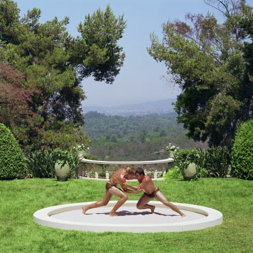 """Eleanor ANTIN, A Hot Afternoon from """"The Last Days of Pompeii"""", 2002"""
