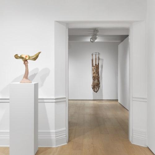 Alina SZAPOCZNIKOW, Sculpture Lamp (Double Mouth on Phallus), 1967-69
