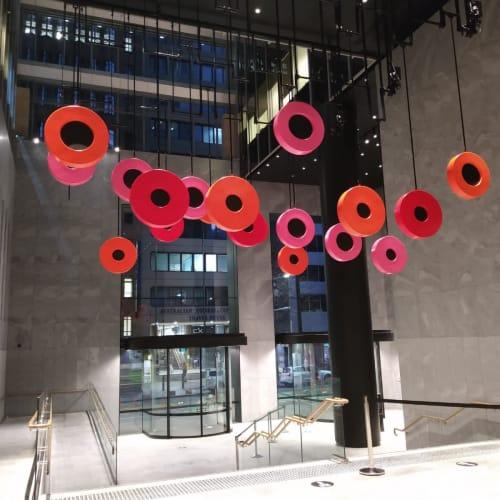 In situ, Musical Spheres, 2020, Courtesy of Gallery Sally Dan-Cuthbert