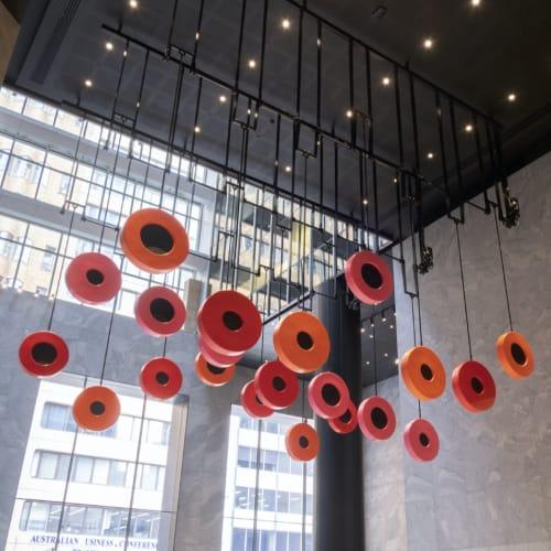 In situ, Musical Spheres, 2020, Courtesy of Tilt Industrial Design