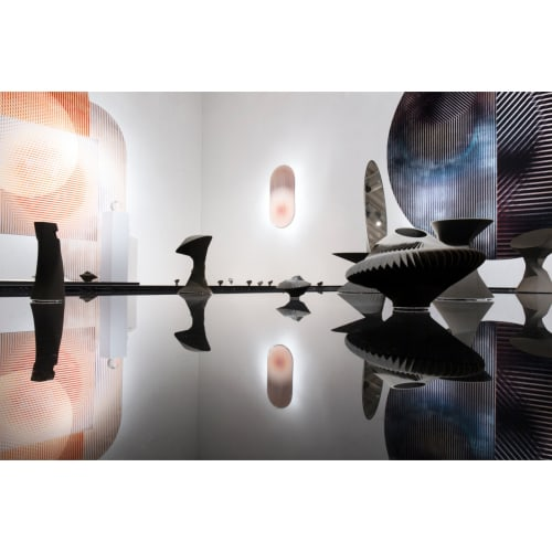 Rive Roshan, installation view of Shifting Perspectives, image courtesy of Museum JAN, 2021