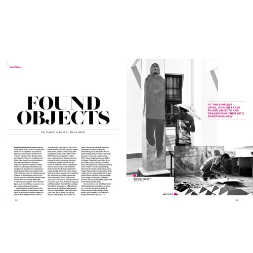 BIZART_ZA Issue 01 - Winter/Spring - Page 22 & 23