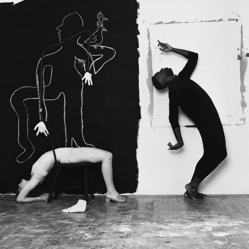 Jerome and Bobby Dancing in my Studio, 2018 © Michael Bailey-Gates_courtesy The Ravestijn Gallery.jpg