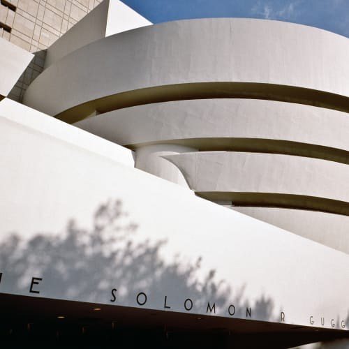 Private Curator tour of Moholy-Nagy Past Present at the Solomon R. Guggenheim Museum, New York City.