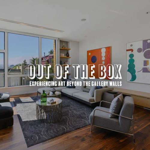 Out of the Box: Experiencing Art Beyond the Gallery Walls