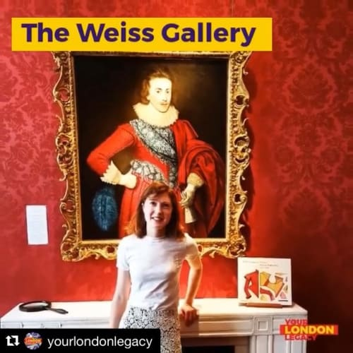 Thank you to @yourlondonlegacy for interviewing our fantastic gallery director Florence Evans. Check out the podcast here: www.yourlondonlegacy.com/florrieevans #Repost @yourlondonlegacy with @get_repost ・・・ In this artful episode, Your London Legacy met up with Florrie Evans @flo_finds at the @WeissGallery - a beautiful space showcasing 16th and 17th-century Northern European portraiture. 👇 In the back is another gallery with all the English works displayed before pale green silk and above it, all is a striking glass ceiling to bathe the portraits in light. Florrie's love for art and history started from a young age as she was taken mudlarking with her parents. 👇 . On top of finding artefacts in the river and imagining how they got there, Florrie's father was a publisher and her mother a composer-pianist, so exploring artistic sensibilities was clearly a part of her upbringing. 👇 . Click on the link in the bio and get an insight into this captivating story by Florrie who is passionate about mudlarking and sees it as a way of connecting with the London city in such a unique way and find hearing the sound of the water, incredibly meditative. #YourLondonLegacy . . . . . #London #LondonPodcast #WeissGallery #LondonCity #EuropeanPortraiture #PaintingCollections #StJamesPark #StJamesParkLondon #GreenPark #PiccadillyCircus #Mayfair #MayfairLondon #LondonArt #LondonHistory #MudlarkingFinds #Gallery #ArtGallery #Portrait #PortraitGallery #LondonArtGallery #ArtDealer #OldMaster #Painting #Portraiture #16thCentury #17thCentury