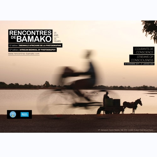 Rencontres de Bamako African Biennal of photography Ibrahim Ahmed November 30th 2019 to January 31st 2020