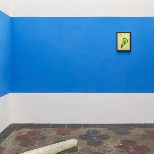Installation View, Giovanni Kronenberg, Solo show at Quartz Studio, Turin, 2020-2021, ph. Beppe Giardino