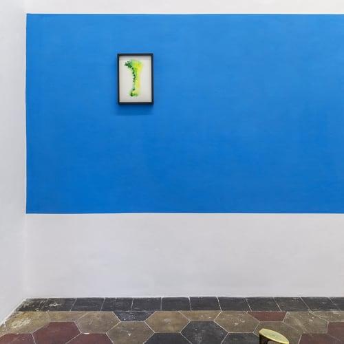 Installation View, Giovanni Kronenberg, Solo show at Quartz Studio, Turin, 2020-202, ph. Beppe Giardino