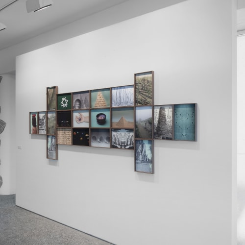 Silvia Camporesi, La dottrina nascosta, installation view at MAC, Lissone