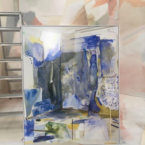 Femke Dekkers studio. Artwork: Turning the corner 1.2 pigment print on fiber based paper 100 x 128 cm Edition of 5 plus 2 artist's proofs #4/5
