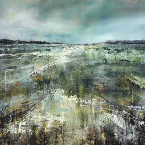 Bee Bartlett Flooded Meadow