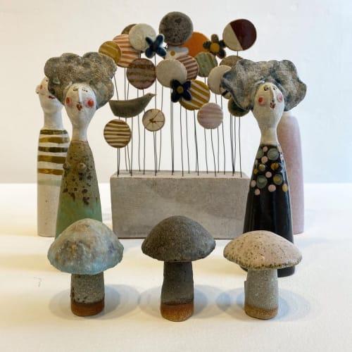Jane Muir Ceramic Sculptures