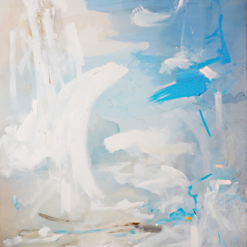 Bob Aldous - Into the blue (Hungerford Gallery)