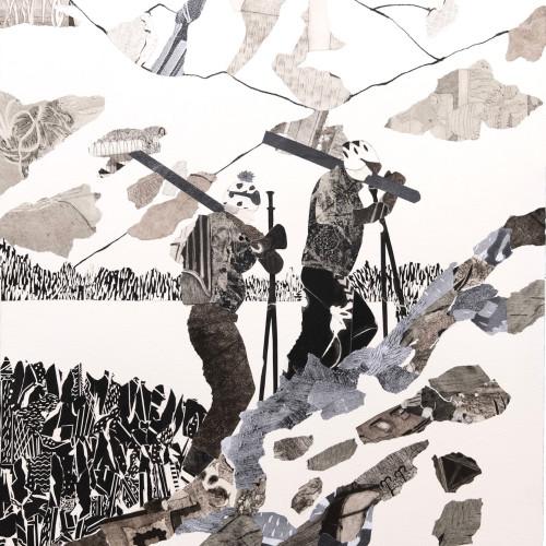 Dione Verulam - Striving to find Powder (London Gallery)