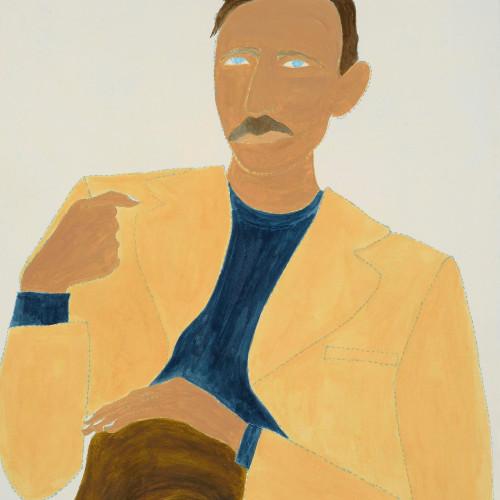 Kate Boxer - John Steinbeck (Unframed)