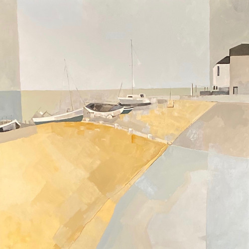 Angela Wilson - Whitstable Dawn (Hungerford Gallery)