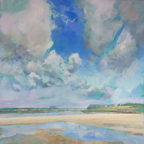Andrew Jago - Daymer Bay (Hungerford Gallery)