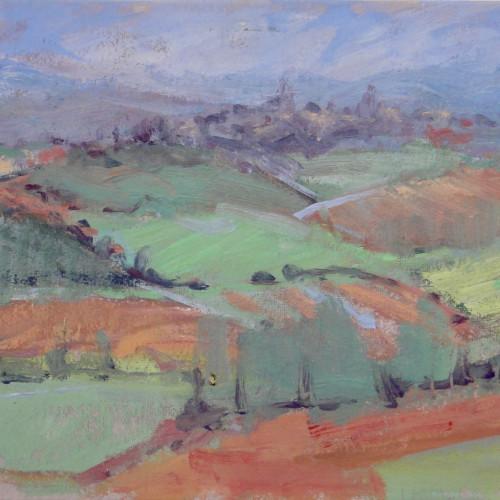 Hermione Owen - Hill Village France