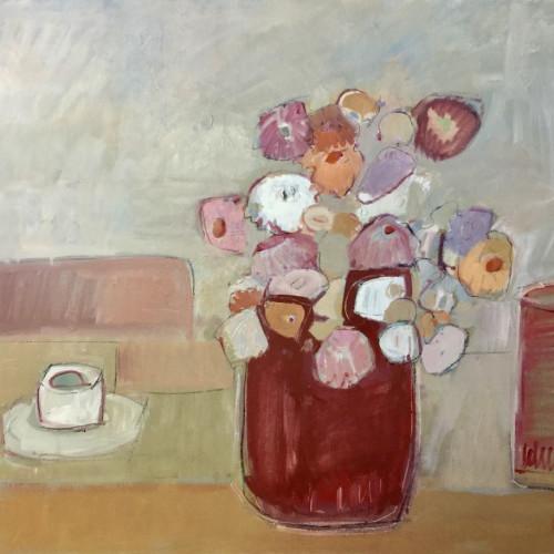 Bridget Lansley - Standing Still (Hungerford Gallery)