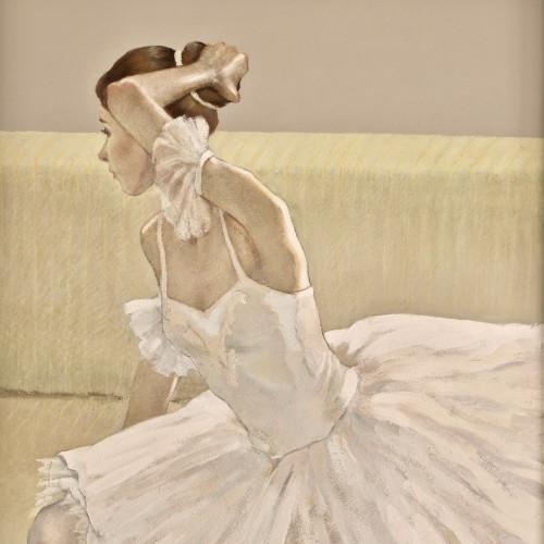 Katya Gridneva - Karren (Hungerford Gallery)