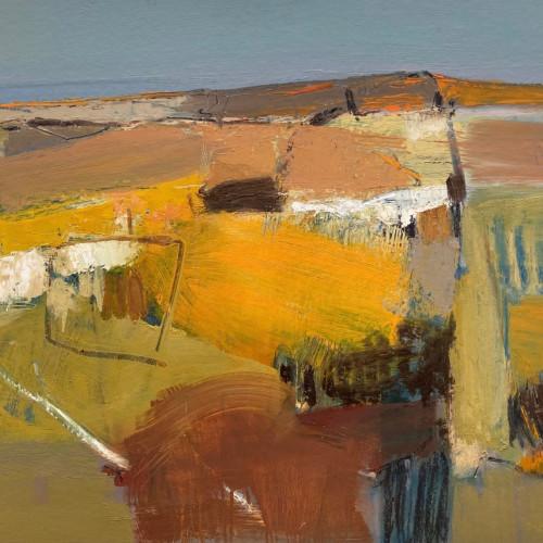 Dafila Scott - After the Preselis (London Gallery)