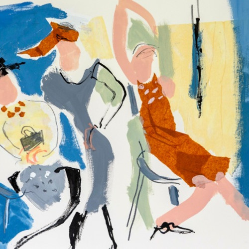 Jane Martin - Hats and Handbags (Hungerford Gallery)