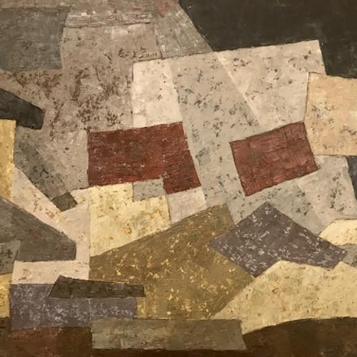 Miles Cole - Rockfall (London Gallery), 2018