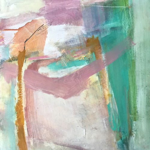 Trudy Montgomery - A New Beginning (Hungerford Gallery)