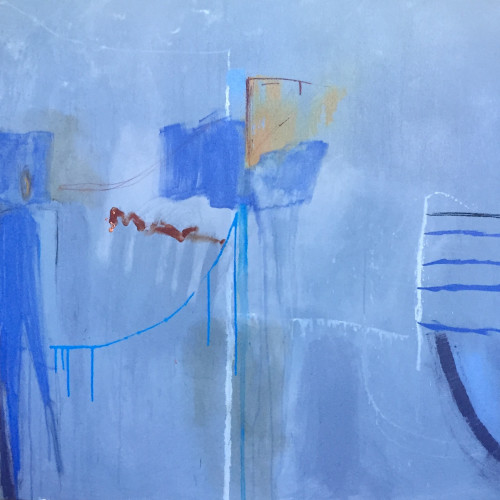 Felice Hodges - Battersea Blue (London Gallery)