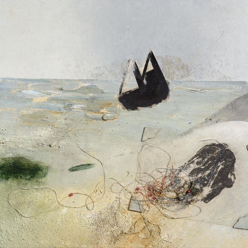 Keith Purser - Souvenir 2012 (Unframed) (London Gallery)