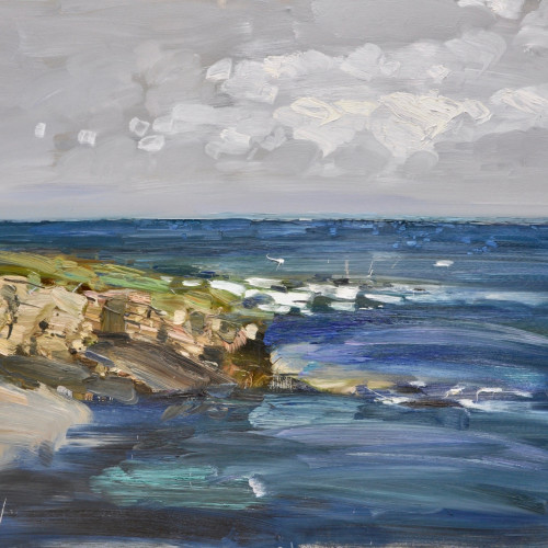 Richard Colson - Mullaghmore (Hungerford Gallery)
