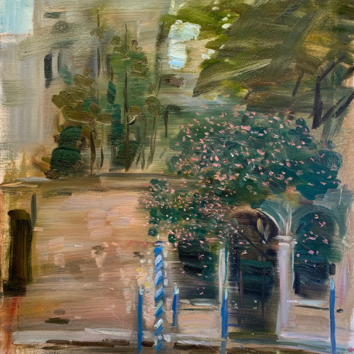 Richard Colson - Fondamenta Ogni Santi (London Gallery)