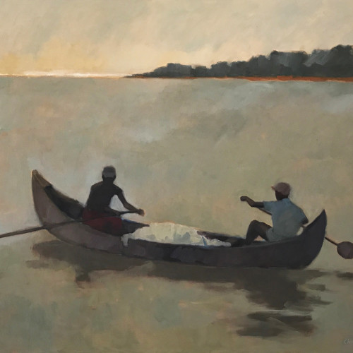 Clare Granger - The Fishing Trip